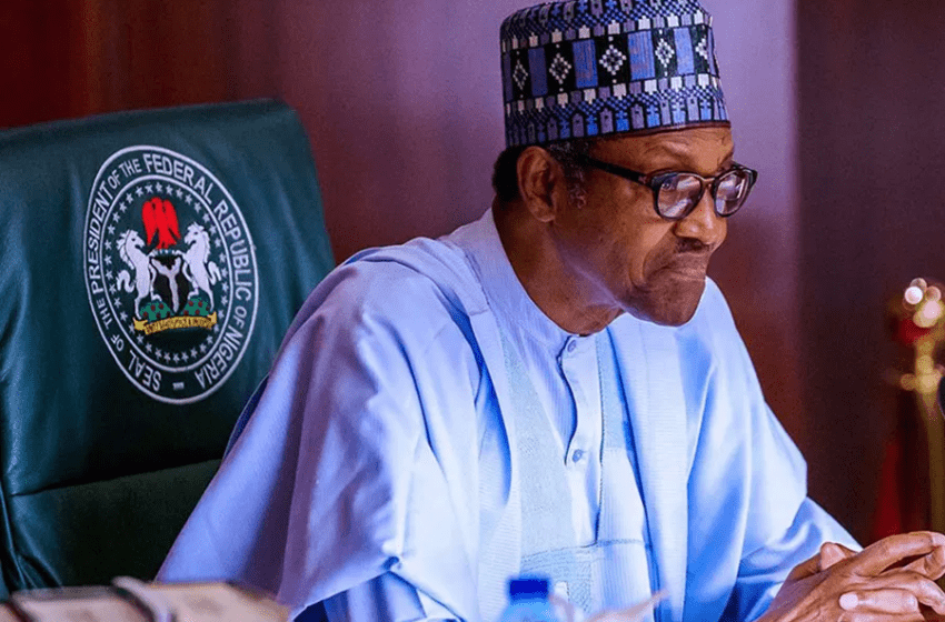 President Muhammadu Buhari holds security meeting with northern governors