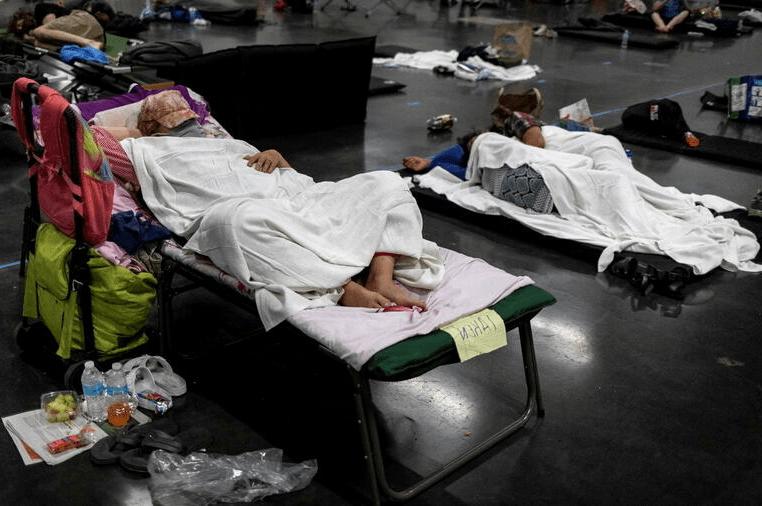 Dozens of people die in Canada amid unprecedented heatwave