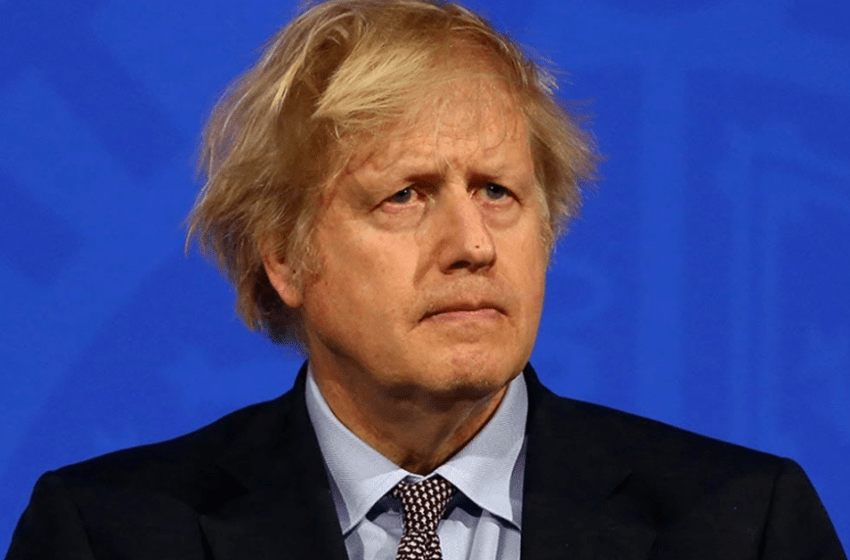U.K Prime Minister Boris Johnson calls for caution as restrictions on social contact are lifted in England amidst COVID 19 surge