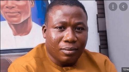 Yoruba nation agitator Sunday Igboho reportedly arrested by security operatives in Cotonou Benin Republic