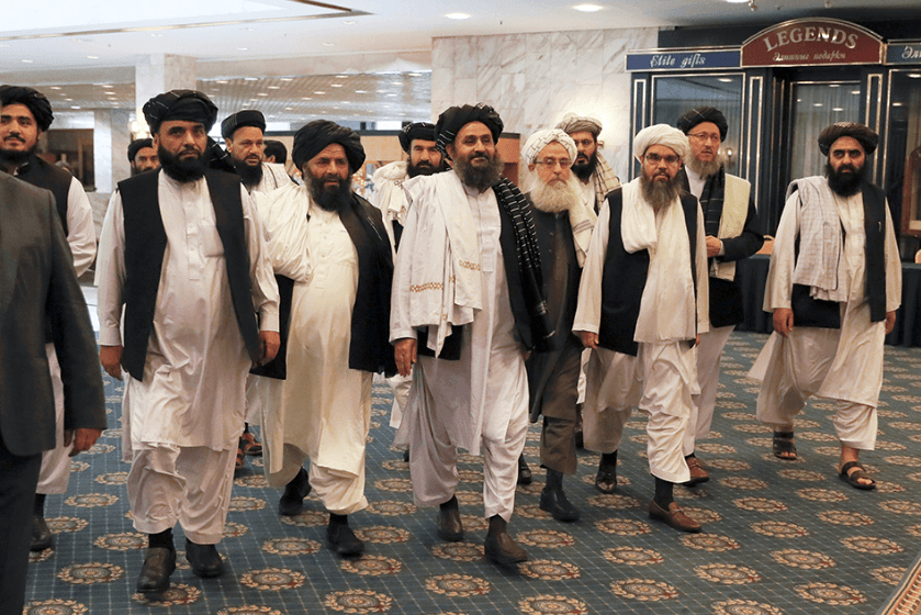 U.S Government gives conditions for recognising Taliban government  in Afghanistan