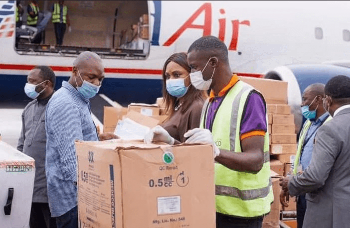 Akwa Ibom State Government commences rollout of 63, 336 doses of Moderna vaccine