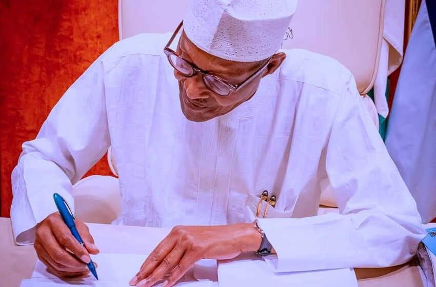 President Muhammadu Buhari approves setting up of integrated farm estates in all senatorial districts nationwide