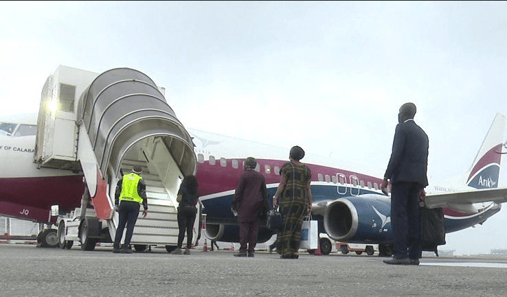 Nigerian Civil Aviation Authority asks airlines to board travelers to Nigeria without QR code