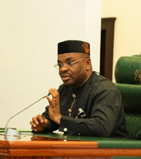 Akwa Ibom State Governor, Udom Emmanuel forwards supplementary appropriation bill of 136.5 billion naira to House of Assembly for consideration