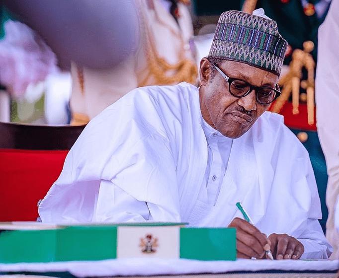 President Muhammadu Buhari seeks senate's approval for fresh loans of 4billion dollars and 710million euros
