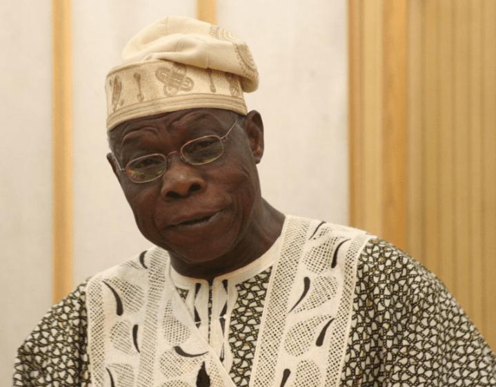 Former President Olusegun Obasanjo describes borrowing for consumption as criminal