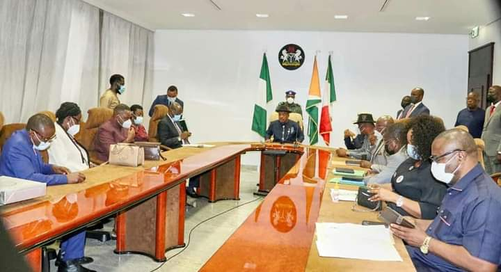 Akwa Ibom State Governor, Udom Emmanuel announces plans to establish College of Science and Technology