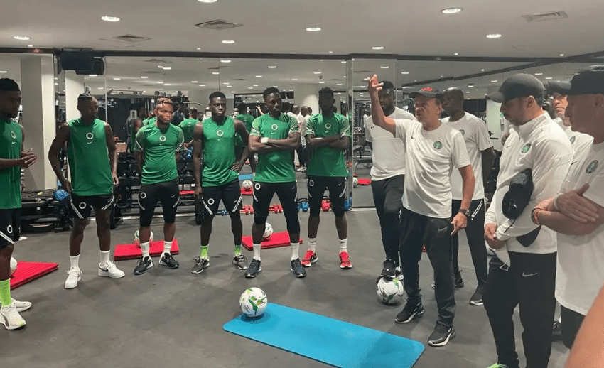 Super Eagles camp opens today ahead of 2022 World Cup qualifying games against Central African Republic