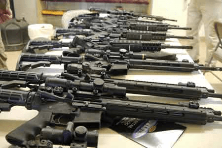 Nigeria to Commence Local Production of Weapon