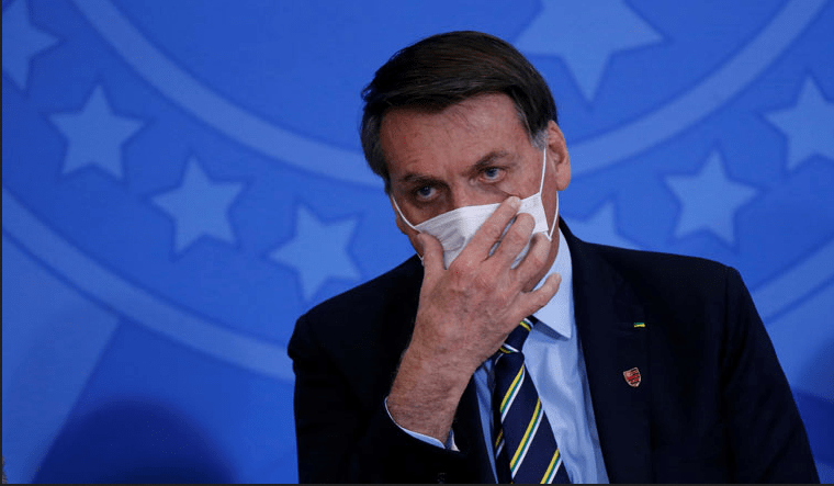 Brazil senators back criminal charges against President Jair Bolsonaro over Covid handling